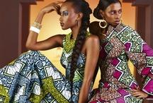 african prints / by Munaluchi Bride