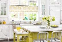 Kitchen and Dining Rooms / by Skyler Khem Baker