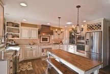 Inspiration Kitchen Photos / We hope these projects will inspire your kitchen project.