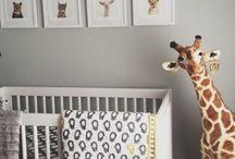 Nurseries & Playrooms / by Jeanette Silvestri