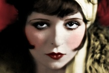 20's - 30's - 40's Old Hollywood Classic Movie Stars   / by ~ Tangerine Doll ~