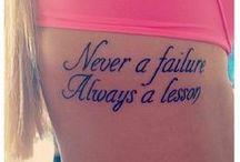 Tattoos / by Haley Kapp