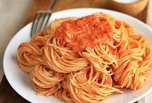 Ѽ Pasta and Noodle Heaven / by Deanna Huff