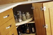 Kitchen Corner Solutions / *All photos are courtesy of Better Homes & Gardens!*