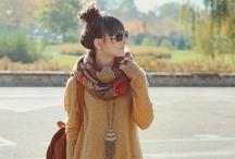 Fall Fashion / by Deborah Corson