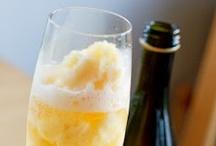 Recipes: Drinks & Sorbets