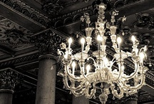 Luxury Dark Rooms / One Of A Kind ... / by ~ Tangerine Doll ~