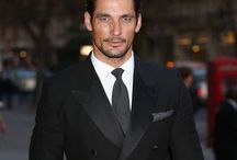 David Gandy in Color