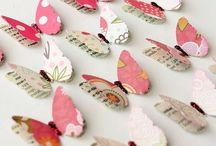 Butterflies / by Ava Lina
