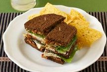 Veg Sandwiches / Sandwiches that are vegan, or can easily be made vegan. / by Vegan Mother Hubbard