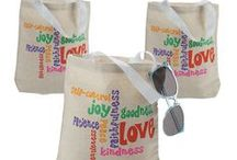Busy Bags / Ideas for church busy bags