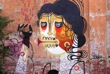 Murals / Murals and large scale art.