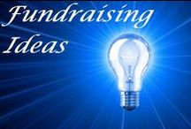 Fundraising Ideas / Helping groups raise money without losing our minds!