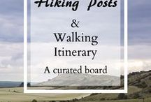 Hiking posts & Walking itinerary / Are you a hiker? or a Walker? this board is all about hiking and walking. Including tips, advice, and walk itineraries - Follow this board for regular new pins
