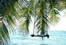 travel | beaches + islands / sand, sun, surf - beaches and islands around the world