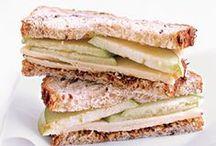 Sandwichs & Handhelds / by Cynthia Scott Traeger