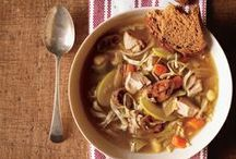 Soups & Stews / by Cynthia Scott Traeger