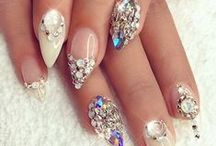 wedding nail board / wedding nails for your special day