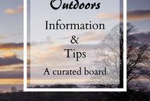 Outdoors Information & Tips / Interested in the Great Outdoors? This board contains great posts about the outdoors, from walking to geocaching, camping to coasteering. Lots of tips, and advice.