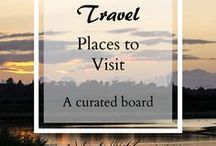 Travel / Travel destinations and locations that look awesome. Cool hotels, travel tips