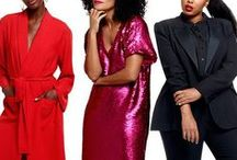 Tracee Ellis Ross for JCPenney / Make your closet your happy place with the holiday capsule collection from Tracee Ellis Ross. Totally mix-and-matchable, make-your-own-able looks for every woman in sizes small to 3X. Available November 12, only at JCPenney, and only for a limited time.