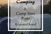 Camping & Campsite Posts / Are you into camping? Looking for Campsites? We've got loads of posts on camping and campsites in this board, as well as awesome camping gear reviews, recipes and lots more