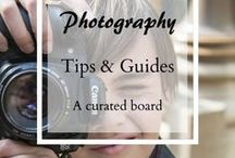 Photography Tips & Guides / Photography tips & guides offers pins that releate to great photography tutorials and guides to help improve photography.