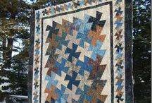 Quilting and Fabric / by Ginger Jones