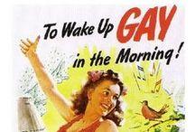 Vintage Gay Impressions / by GAYTWOGETHER