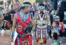 Events at the Heard / The Heard Museum hosts cultural events and fairs throughout the year, from First Friday art events to one of the largest American Indian art markets in the country.