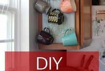 DIY Bucket List / DIY projects I must try at some point. If I ever have free time again! / by Kylie Bennett @FotV