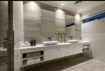 Baños / ¡Toma inspiración de nuestro tablero y dale un nuevo estilo a tus baños!