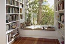 Home Office / Siempre es importante un ambiente cómodo y agradable para estudiar.