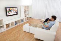 Sala de Estar / El lugar perfecto para disfrutarlo en familia.