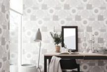 Wallpaper inspiration: Home decor / Wallpaper inspiration
