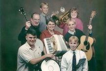 Music Makers: Killing Us Softly / From Motorhead to Mozart, musicians can be just as awkward as the rest of us! / by Awkward Family Photos