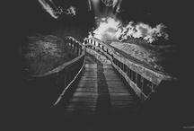Black & White / by sayrueART