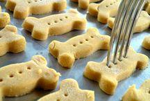 Dog Treat Recipes / by Ginger Jones