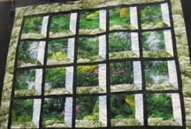 Quilted Attic Windows / by Ginger Jones