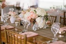 Centerpieces / by H.Bloom Weddings