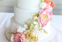 Wedding Cakes / by H.Bloom Weddings