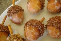 Sweet Treats! / Sweet baked recipes