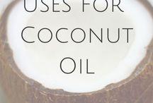Coconut Oil / by Ginger Jones
