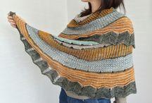 Knit list - shawls
