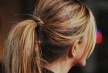 hair inspiration  / by Julie Hayward