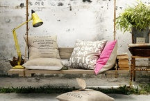 lovely spaces / by Julie Hayward