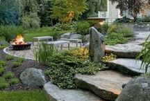 Landscaping Ideas / by Stick Chick