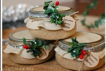 Holiday recipes. / Recipes to try, holiday decor, DIY gift-giving ideas.