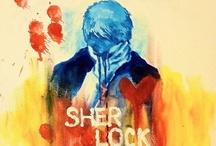 I Am Sherlocked. / by Sydney Rice