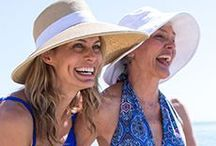 Women's Looks We Love / Sun protection for women designed to feel less cover-up and more show off.
